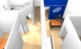Freetimers 3D Walk-through