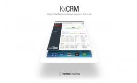 KxCRM ad