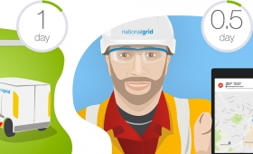 National Grid Poster
